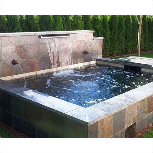 Fountain and Waterfall Waterproofing Services