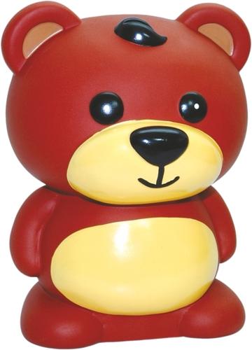 Ginger Bear Money Bank