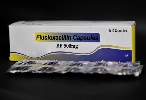 Flucloxacillin Capsules