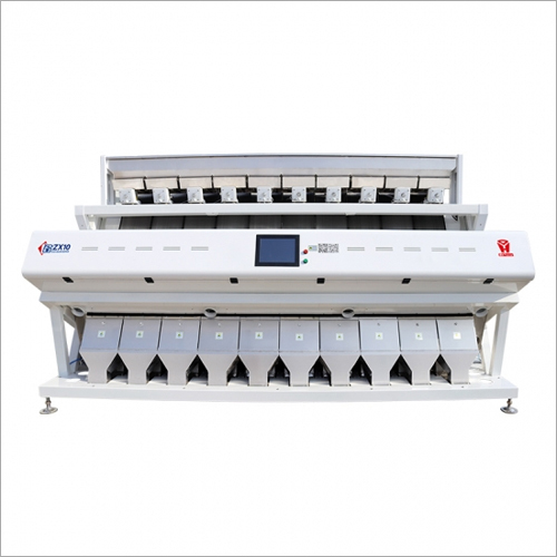 Big Capacity Color Sorting Machine for White Cowpeas
