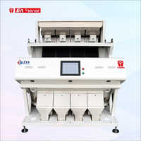 Pulses RGB Color Sorting Machine with Stable Performance High Accuracy