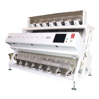 Trichromatic RGB Color Sorter Machine for Onion Seeds