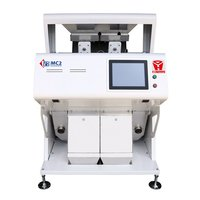 Trichromatic Color Sorter Machine for Cashew And Peanuts And Pine Nuts