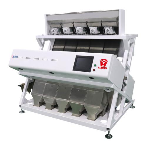 Cloud Salt Color Sorter Machine