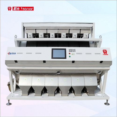 Middle Sized RGB Color Sorter Machine for Plastic