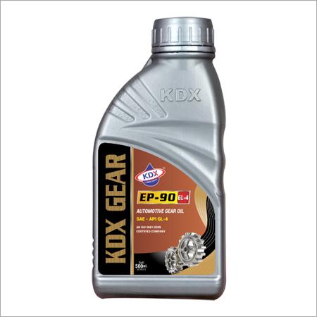 KDX Gear Oil