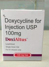 Doxycycline 100mg Injection