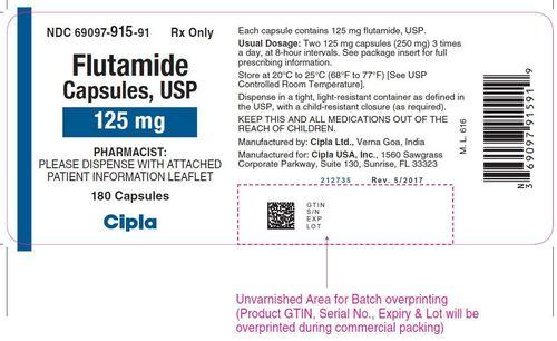 Flutamide Capsules
