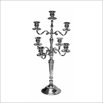 7 Light Candle Stand
