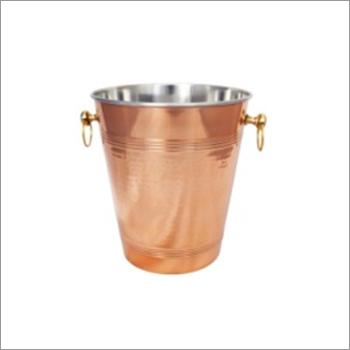 Copper Wine Bucket