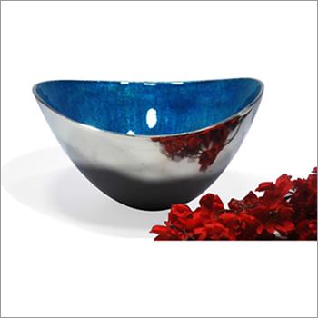 Enamel Fruit Bowl