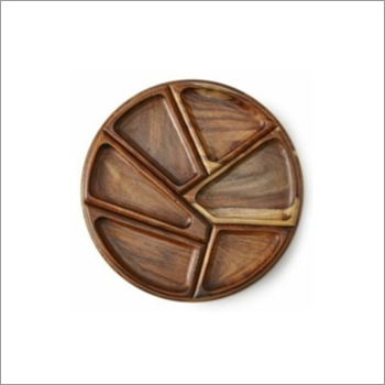 Wooden Dish Tray