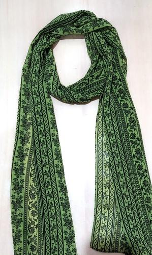 Poly Georgette Printed  Scarves