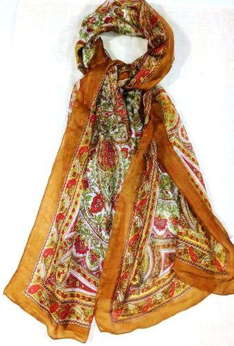 Silk Printed Fancy Scarves