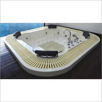 Acrylic Jacuzzi Spa Bathtubs