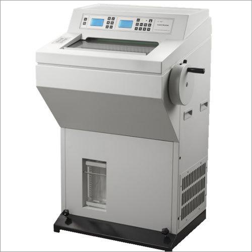 Automatic Cryostat Microtome