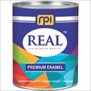 Real Premium Enamel Paint
