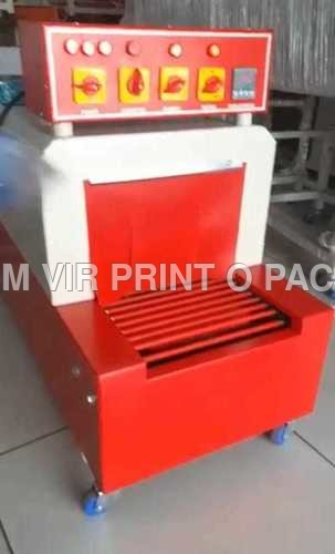 Table Top shrink wrapping Machine