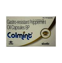 Gastro-resistant Peppermint Oil Capsules