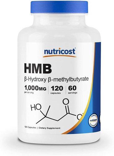 Hydroxy Methylbutyrate Capsule