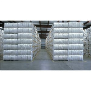 Absorbent Cotton Bales