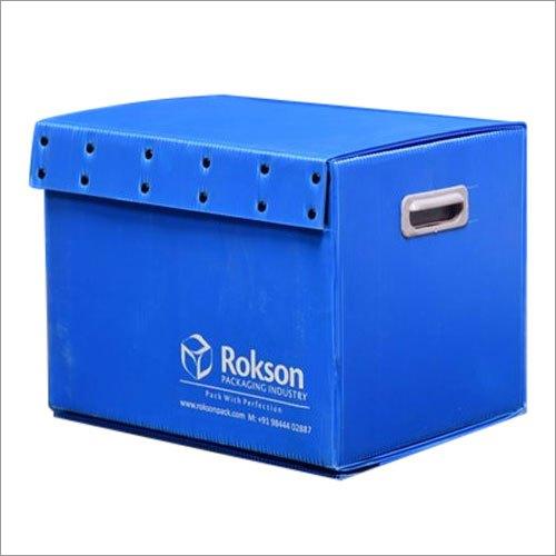 Industrial Polypropylene Folding Box