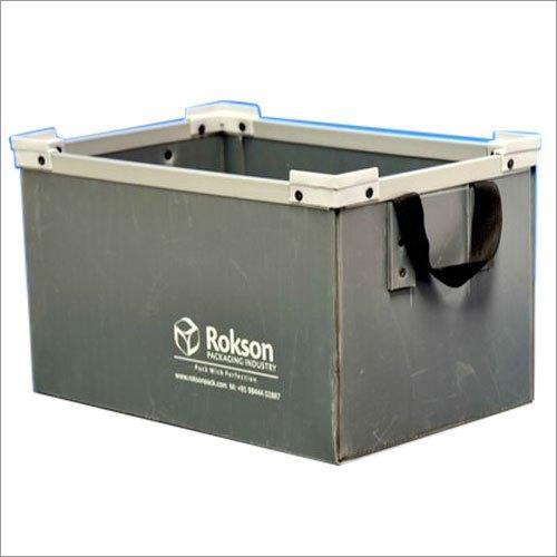 Rectangular Polypropylene Box