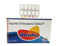 Ibuprofen and  Paracetamol Tablets