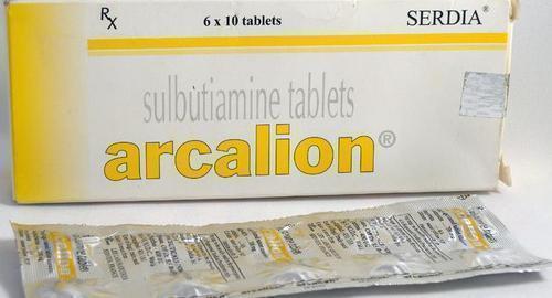 Arcalion Tablet (Sulbutiamine (200mg)