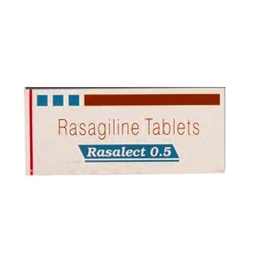 Rasalect 0.5 Tablet (Rasagiline (0.5mg)