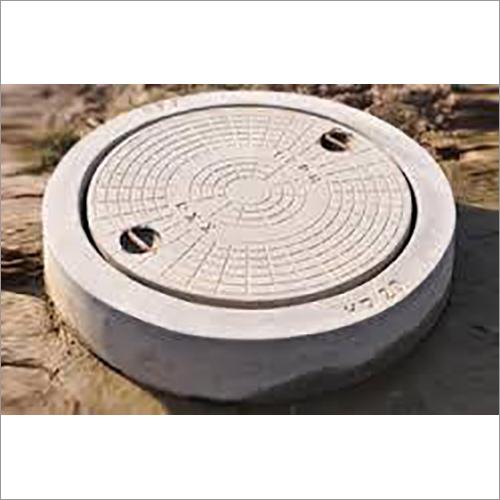 Concrete Round Manhole
