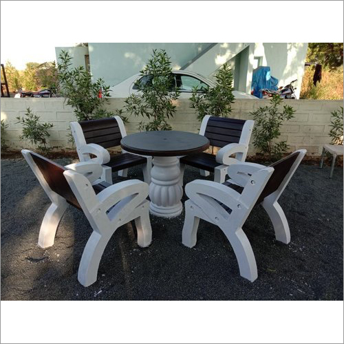 Precast Concrete Garden Chair