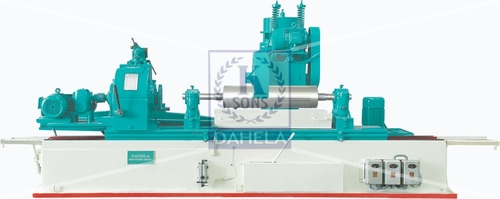 Grooving and Grinding Machine