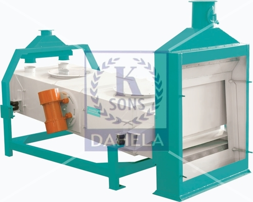 Roller Flour Mill Machines (Cleaning)