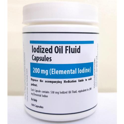 Iodised Oil Capsule