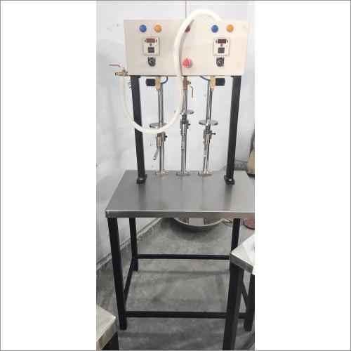Manual Aerosol Gas Filling Machines