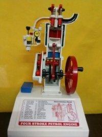 Petrol Engine 4 Stroke