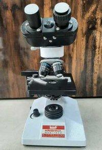 Co-axial Binoculer Microscope
