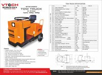 VTECH HYDRAULICS Make Battery Operated Tow Truck