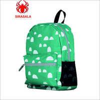 School Printed Backpack Bags