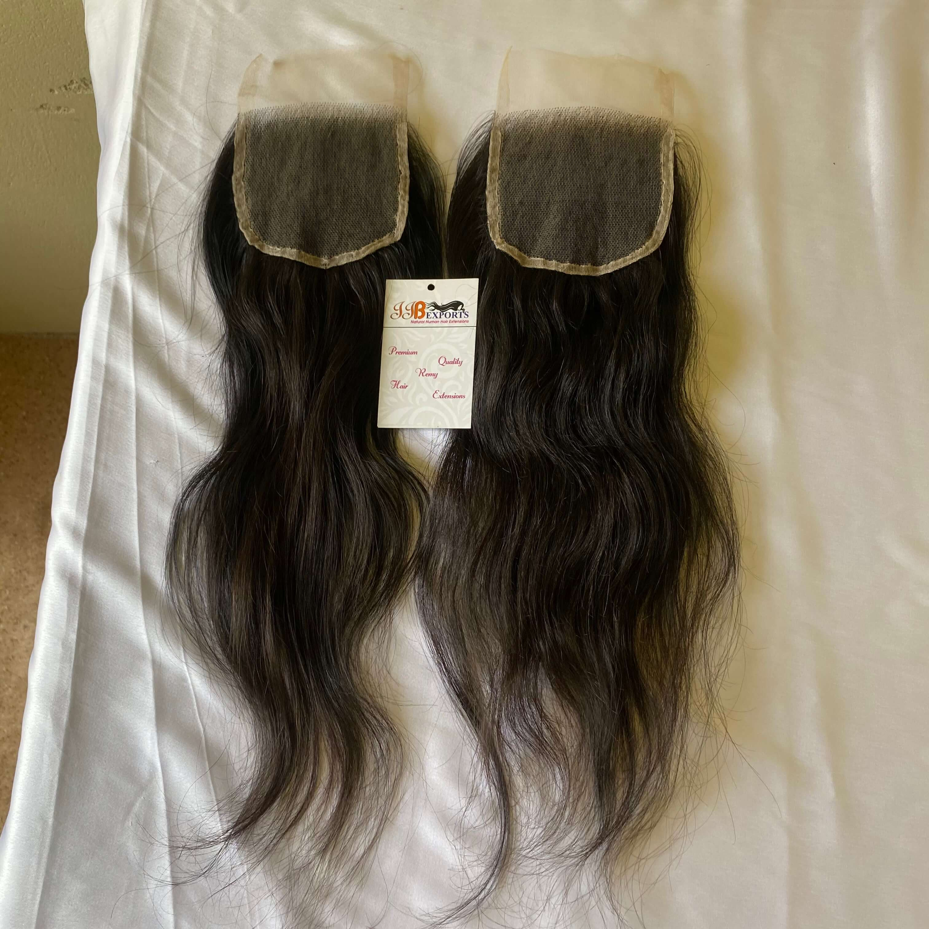 Brazilian Straight Wavy Curly Deep Wave 4x4 hd lace closure Hair Extensions
