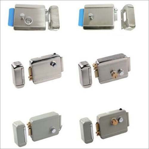 Electric Lock and Video Phone Lock