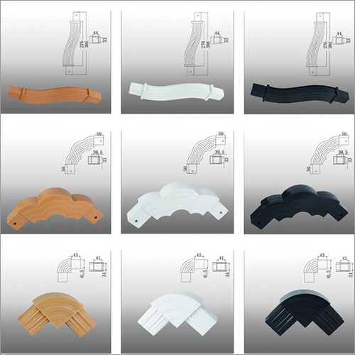 Industrial Ratractable Gate Hardware Parts
