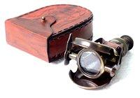 Nautical Binocular With Case