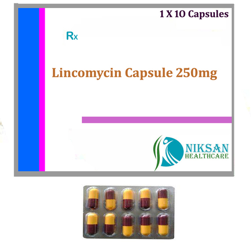 Lincomycin Capsules