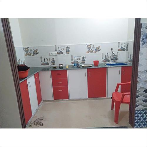 L Shape Modular Kitchen Services