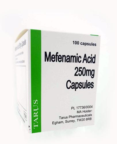 Mefenamic Acid Capsule