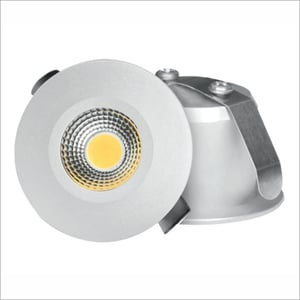 LED Recessed Cabinet Light