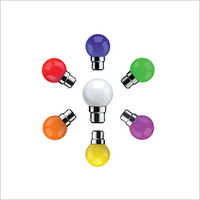 0.5 Watts Colour LED Bulb