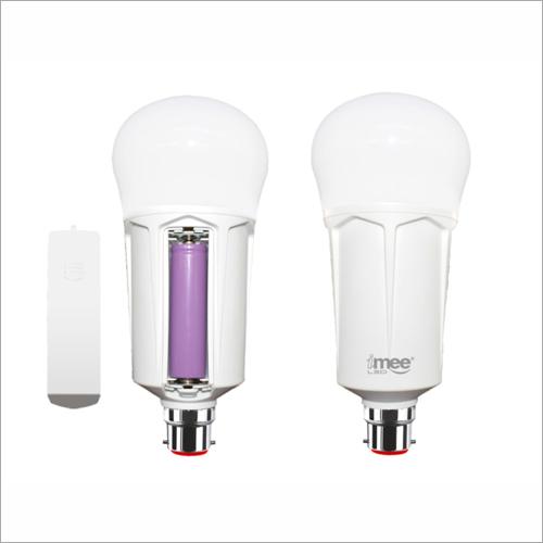 Removable Battery Emergency LED Bulb